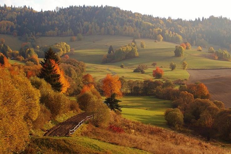 Jesenný podvečer