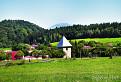 Z dediny Jasenovo na hradisko Vyšehrad