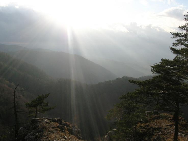 Slunce aspoň na chvíli V.Fatra