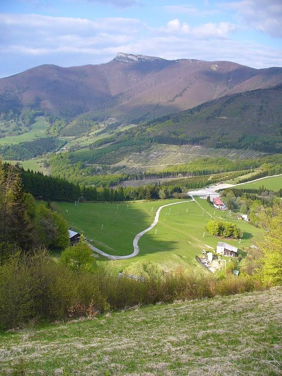Fačkovské sedlo (802 m)
