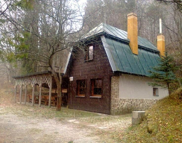 chata roztoka