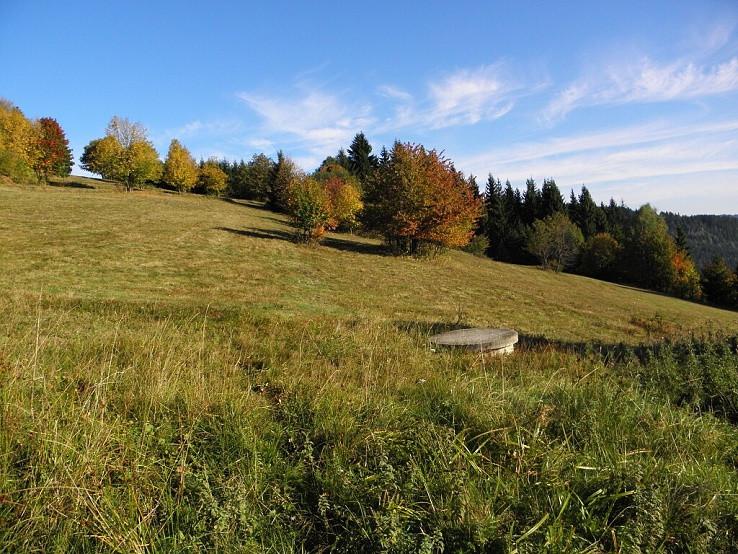 Jeseň nad Oščadnicou