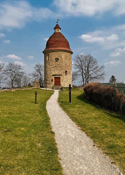 Rotunda svätého Juraja v Skalici