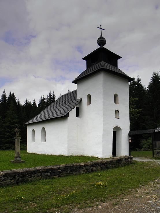Kaplnka vo Vychylovke
