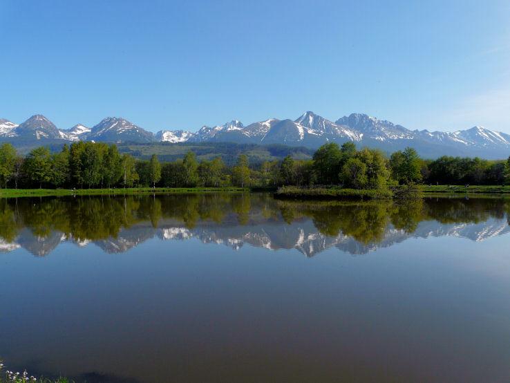 Štrbský rybník