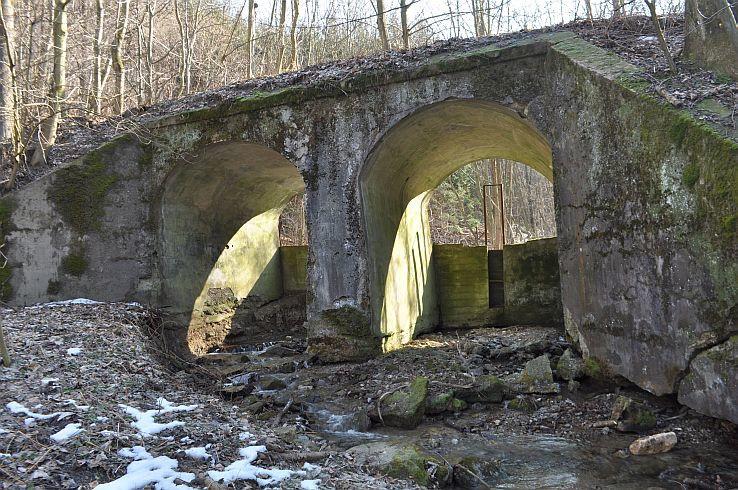 Mosty lesnej železnice I.