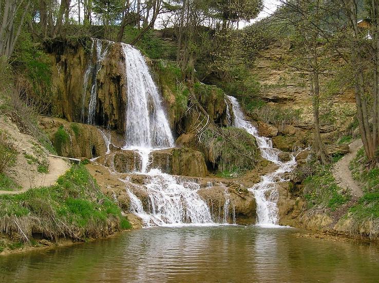 Lúčanský vodopád II.