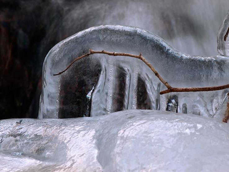 V kráľovstve ľadu