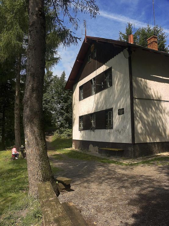 Chata Inovec