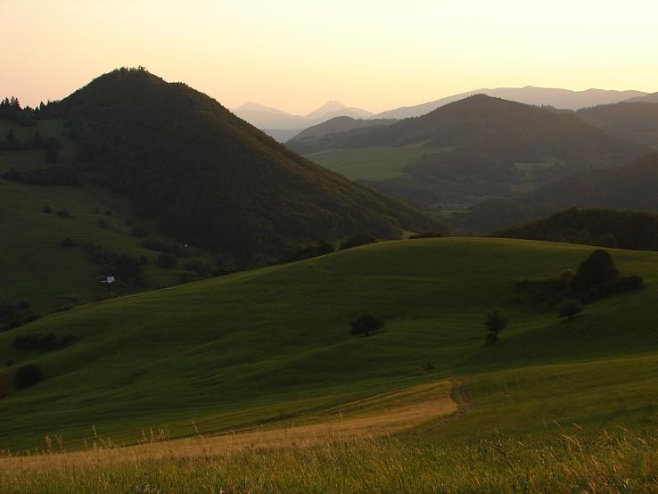 Skorušinské vrchy