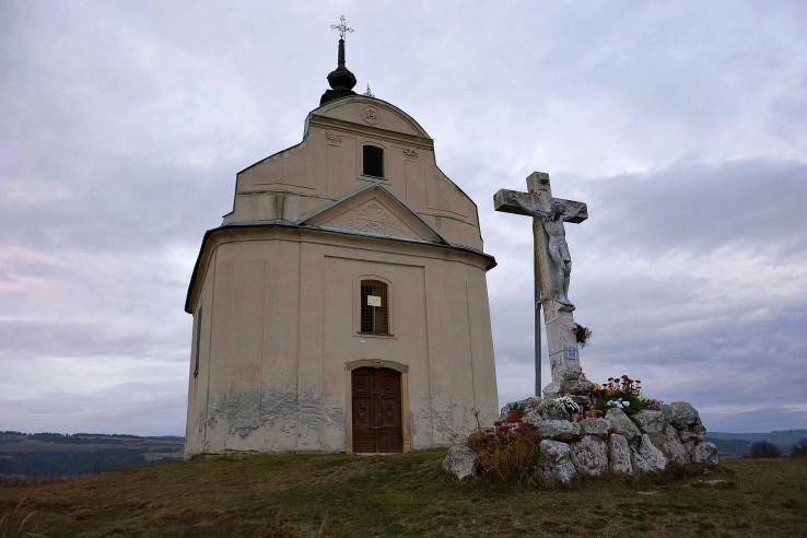 Kaplnka sv. Kríža na Sivej Brade