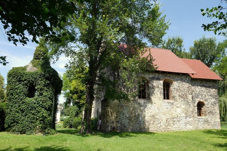 Kostol v Kline nad Bodrogom