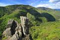 Pohľad zo Sovieho hradu