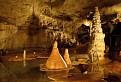 Demänovská jaskyňa slobody - Leknové jazierko a rokokové bábiky