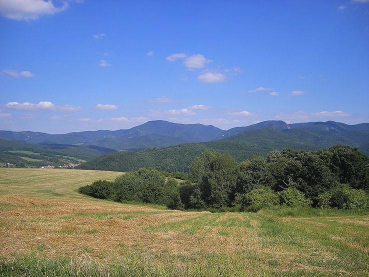 Nitrické vrchy
