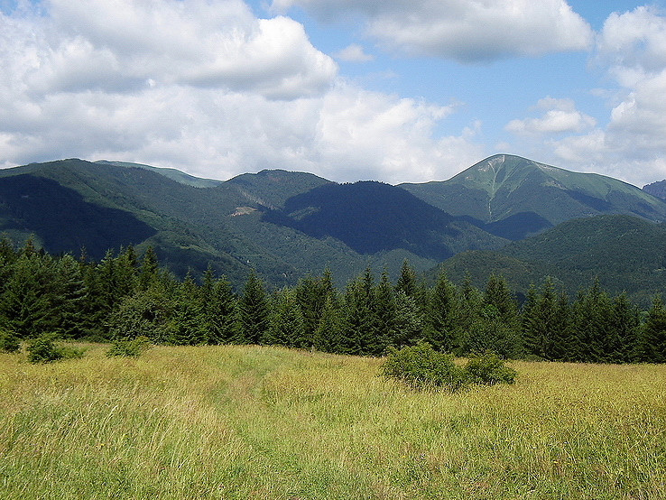 Čaro slovenských hôr