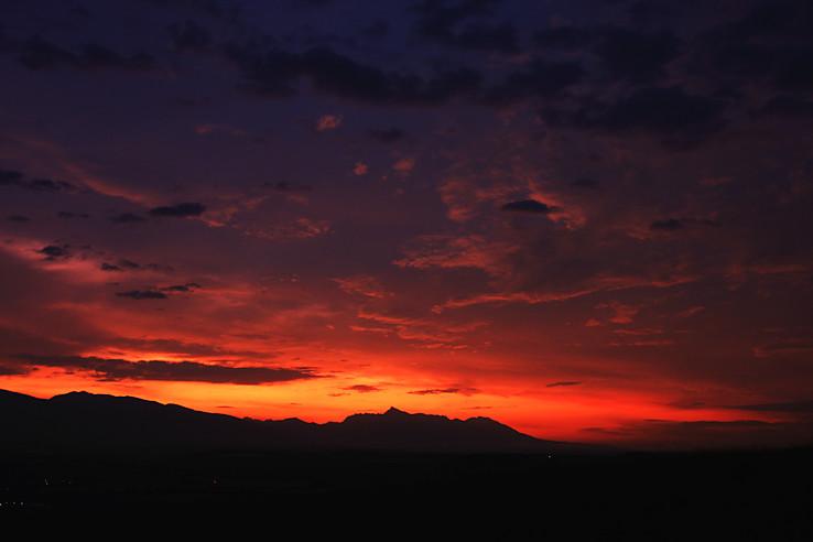Liptovské modré ráno