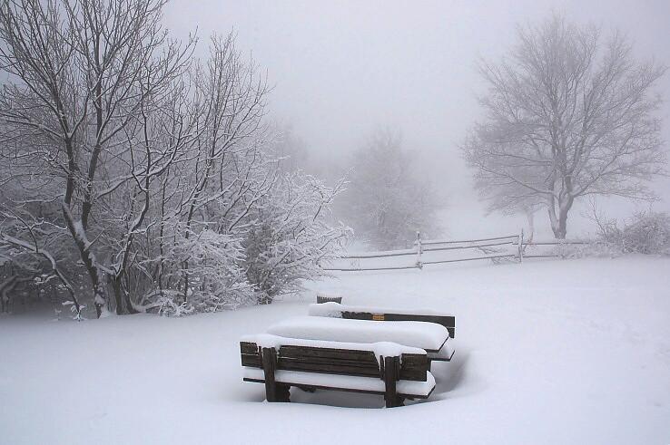 zimne posedenie II