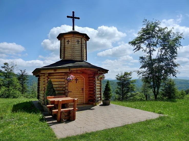 Drevená kaplnka