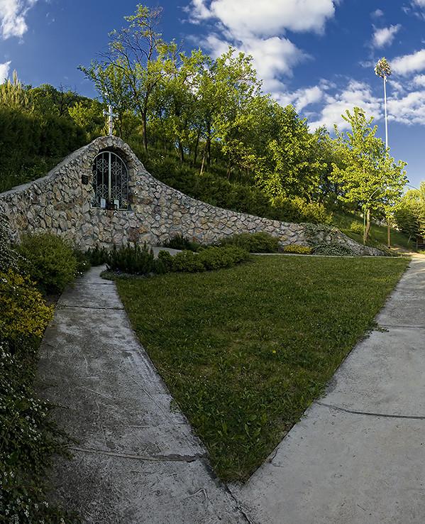 Kaplnka na Tlstej Hore II.