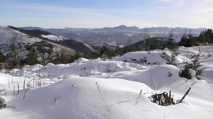 Výhľady z Kysuckých Beskýd