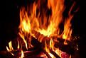 Oheň.