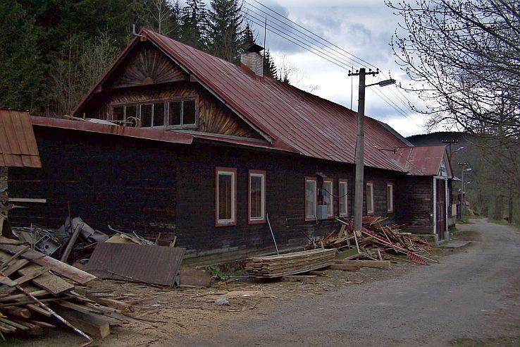 Chata Magurka 2008