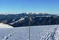 Zimné výhľady z Ploskej