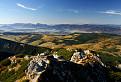 Jesenné výhľady zo Sivého vrchu