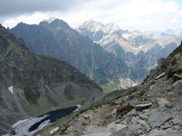 Zmrzle pleso - Bielovodska dolina