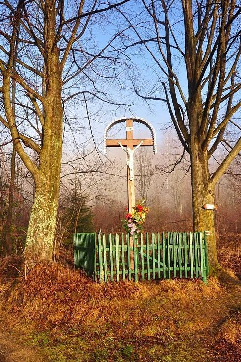 Kríž za Husárikom
