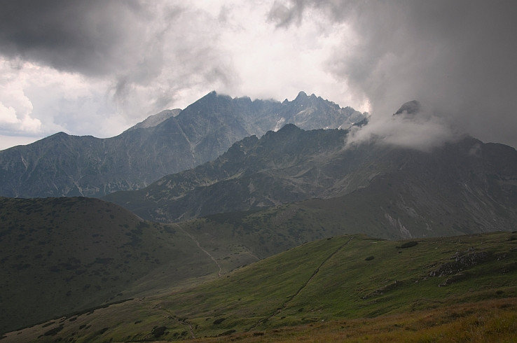 V Tatrách