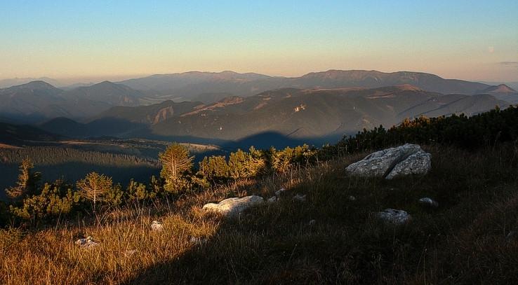 Večer na Suchom vrchu II.