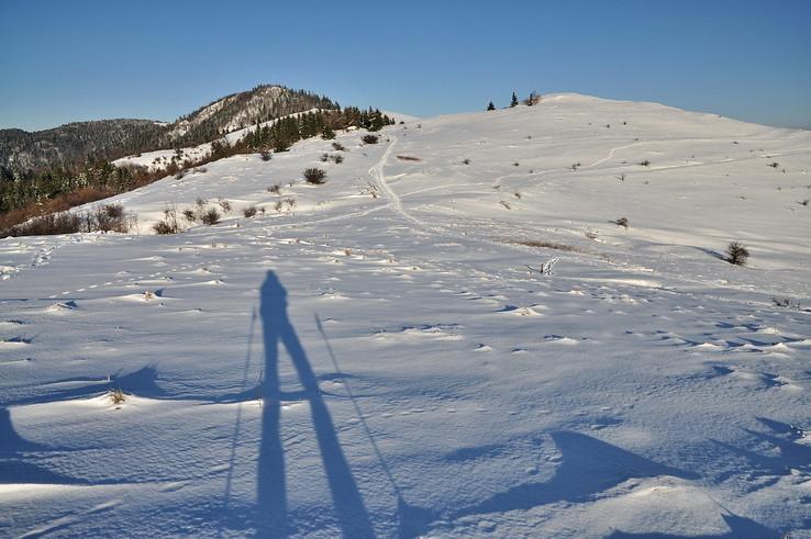 Snežnicovačka v Štiavnických II.