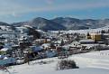 Dedina v lone Strážovských vrchov