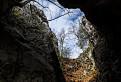 Skalné okno v Čiernej skale