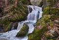 Dolný Tajovský vodopád