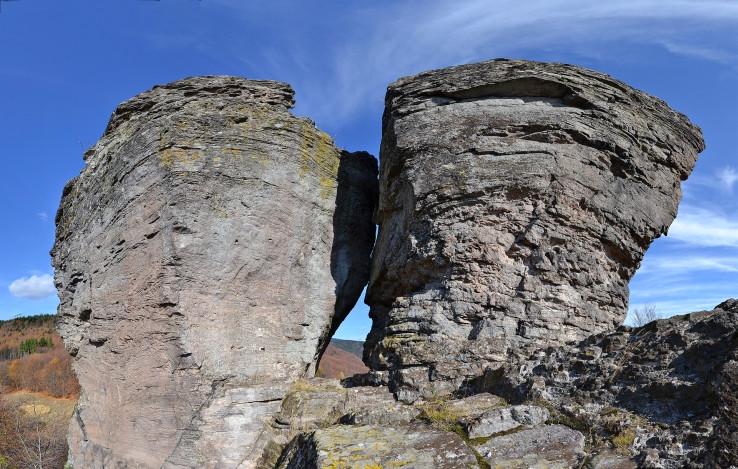 Vrch Melichovej skaly