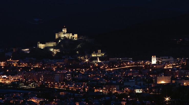 Nočný Trenčín