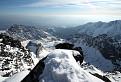 Ľavý vrchol Vysokej