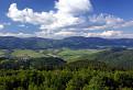 Pohľady z Čierneho vrchu na NT a Horehronie I.