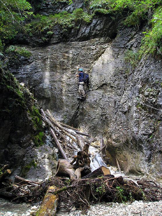 Pri Karolínyho vodopáde II.