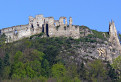 Považský hrad- zblízka