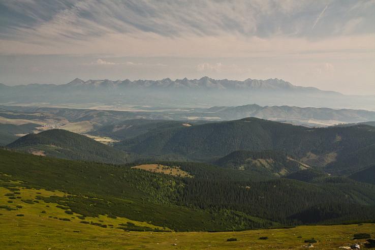 Tatry z Kráľovky