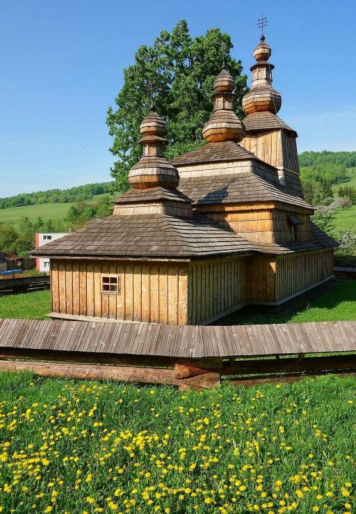 Chrám Ochrany Presvätej Bohorodičky v obci Miroľa