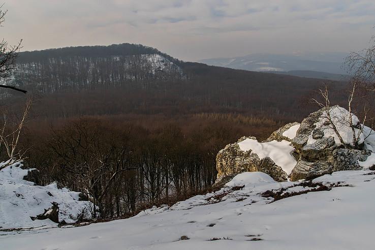 skalky pod vrchom Bralá