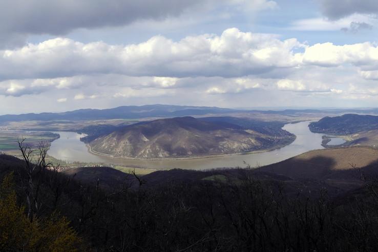 Dunajský ohyb