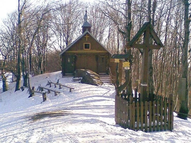 Čergov-Oltár kameň