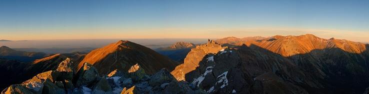 The Challenge of West Tatras - Ostrý Rohač