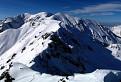 Zimným hrebeňom Červených vrchov IV.